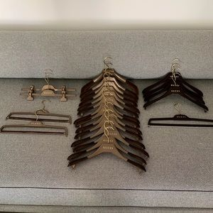 GUCCI hangers - all styles - will customize bundle
